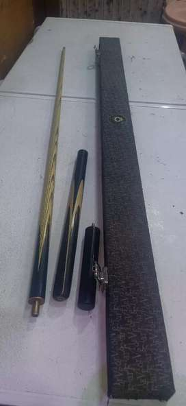 Snooker cue in good condition
