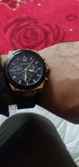 Luxury Giordano watch for sale