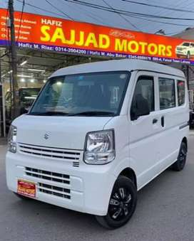 Suzuki Every New Shape  2015 model Import 2018