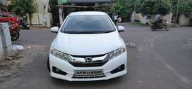Honda City 1.5 V MT Exclusive, 2014, Diesel