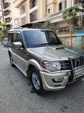 Mahindra Scorpio 2002-2013 Sle, 2010, Diesel