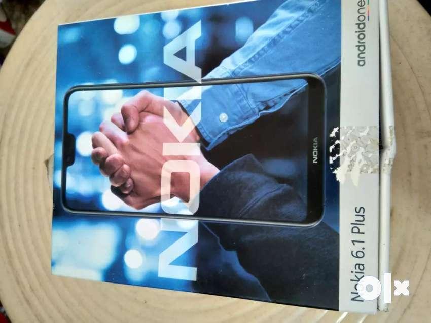 Nokia 6.1 plus 9month old 0