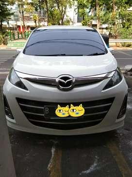 Mazda Biante 2.0 CC Matic TH 2013 Putih