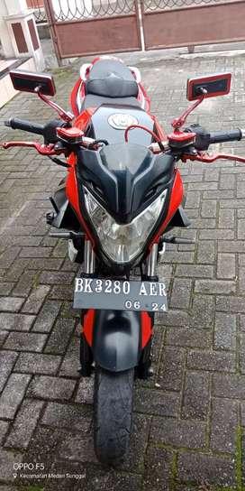 Kawasaki Pulsar 200ns/BR200