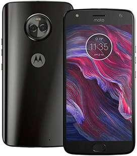 Moto X4 6GB Ram 64 GB storage Dual Camera Snapdragon 630 Android 9.0
