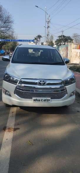 Toyota INNOVA CRYSTA ZX 2.4 Diesel 7 Seater, 2019, Diesel