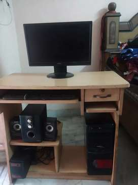 computer with all accessory