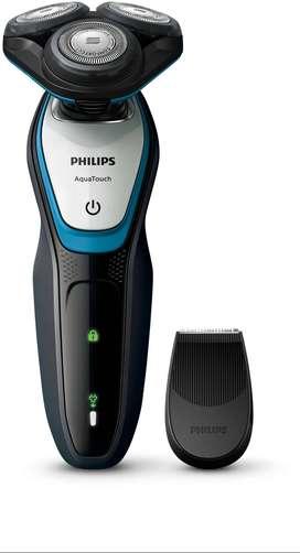 Philips Pencukur Jenggot/AquaTouch Beard Shaver S-5070