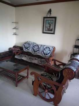 2 BHK FURNISHED FLAT FOR RENT IN SASTHAMAGALAM.