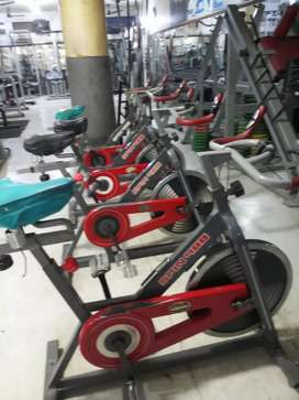 Old gym equipment