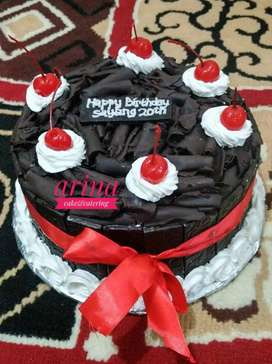 Kue Cake Ulang Tahun Tart Solo Delivery - 3