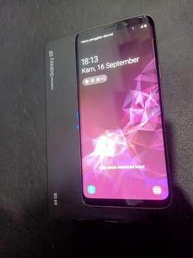 Samsung S9 4/64GB fullset