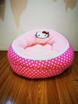 Sofa baby hello kity