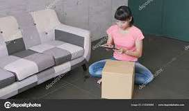 Dicari Freelance Packing Online Shop