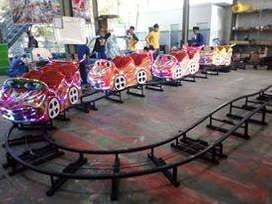 Jual odong odong kereta lantai mini coaster promo DCN