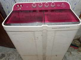 Washing machine for 6000 only.