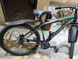 Good condition 6 month old bicycle