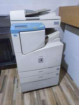 Photocopy n printer machine