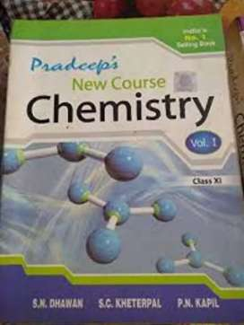 Pradeep's chemistry class 11
