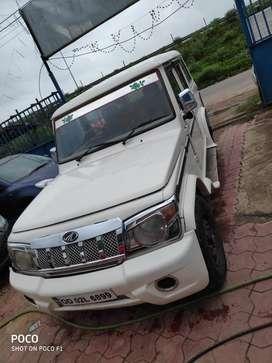 Mahindra Bolero SLE BS IV, 2014, Diesel
