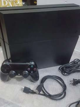 PlayStation 4 jailbreak with 9 game Installed