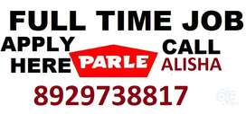 Hiring in Parle full time job store keeper helper supervisor call info