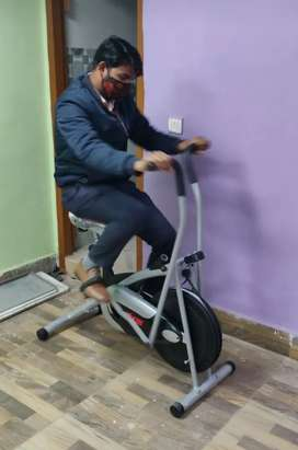 Avon Fitness Bicycle New . Bought in January, Never Used