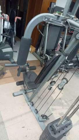 olahraga murah  gym fitpkus kondisi siap pakai