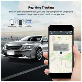 GPS TRACKER + History + Engine Cut + Voice + SMS Alerts + pta approved