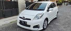 Toyota Yaris S TRD Sportivo Automatic Th 2013 Pmk Kondsi Unit Istimewa