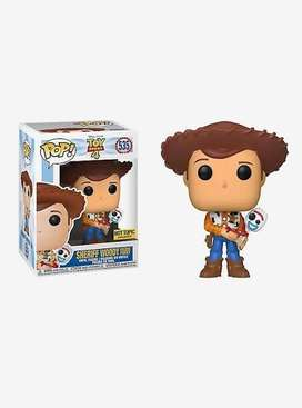 Funko Pop Cionardes Toy Story 4 - Woody and Forky