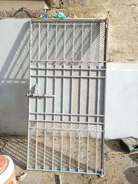 House grill gate