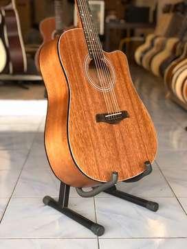 Gitar Akustik String Cowboy Jumbo Coklat