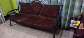 Iron Sofa set
