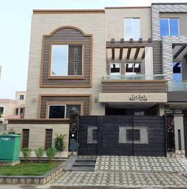 5 Marla Brand New House For Rent In AA Block Bahria Town Lahore