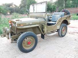 Willys Hunter modified jeeps