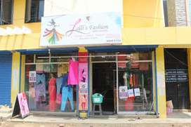 Retail and wholesale dress shop for women