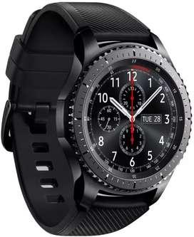 Samsung Galaxy Gear S3 (Digital Watch)