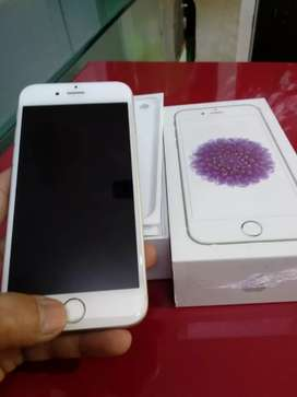 iPhone 6 64gb with box 100% Original and All accessories available