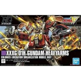 HGAC GUNDAM HEAVYARMS 1/144 Gundam Wing
