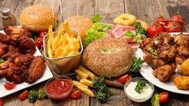 fast food specialist, momos ,spring roll