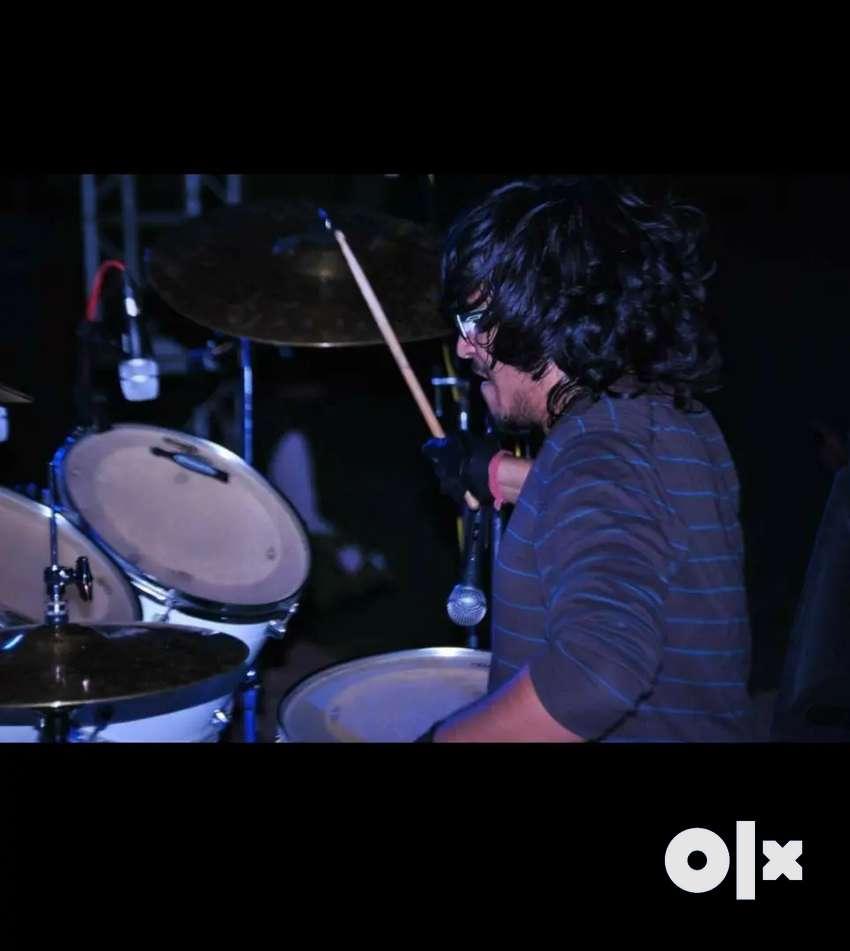 Drums clases (drums teacher) 0