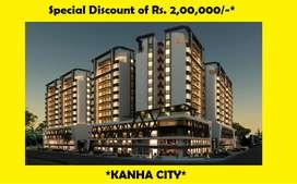 HURRY Rs. 200000/- Disc @Kanha City@ Ajwa Road