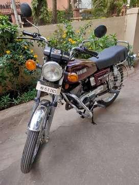 Yamaha Rx100 1988 model