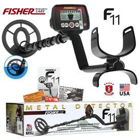 Metal Detector Fisher F11 Metal Detector