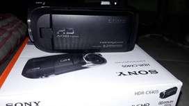 Handycam Sony hdr cx-405