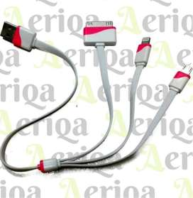 Kabel Data 3 in one