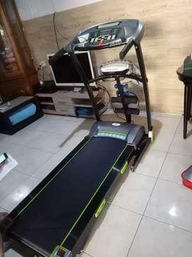 Solusi sehat treadmil treadmill auto GREEN