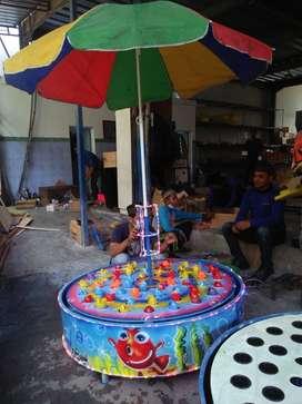 wahana mainan pancingan elektrik murah banegt DZA