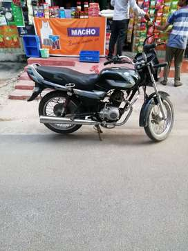 Very good condition single hand driven